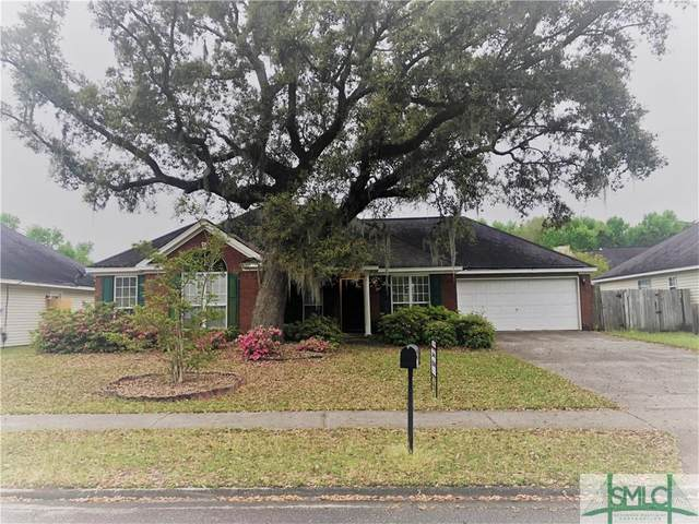 147 Dovetail Crossing, Savannah, GA 31419 (MLS #245817) :: Keller Williams Coastal Area Partners