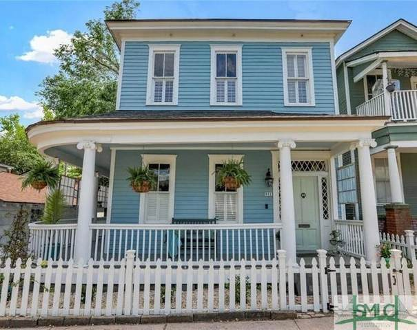 511 E Anderson Street, Savannah, GA 31401 (MLS #245818) :: The Arlow Real Estate Group