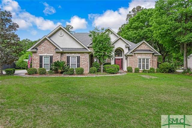 158 Catherine View, Richmond Hill, GA 31324 (MLS #245822) :: The Arlow Real Estate Group