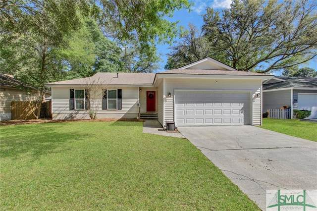 207 Deerwood Road, Savannah, GA 31410 (MLS #245824) :: Coldwell Banker Access Realty