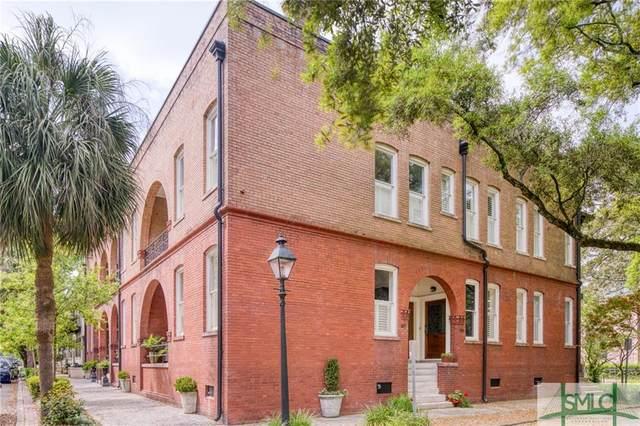 335 Habersham Street, Savannah, GA 31401 (MLS #245831) :: Heather Murphy Real Estate Group