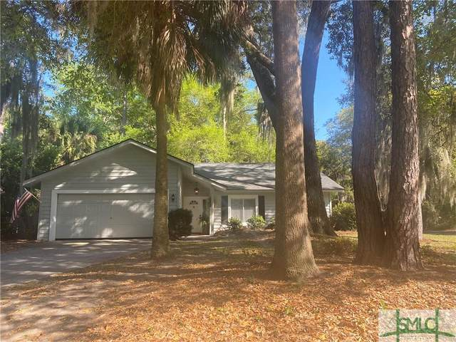 2 Village Green Circle, Savannah, GA 31411 (MLS #245834) :: The Sheila Doney Team