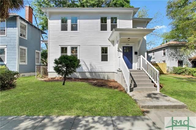 1204 E 33rd Street, Savannah, GA 31404 (MLS #245838) :: The Arlow Real Estate Group