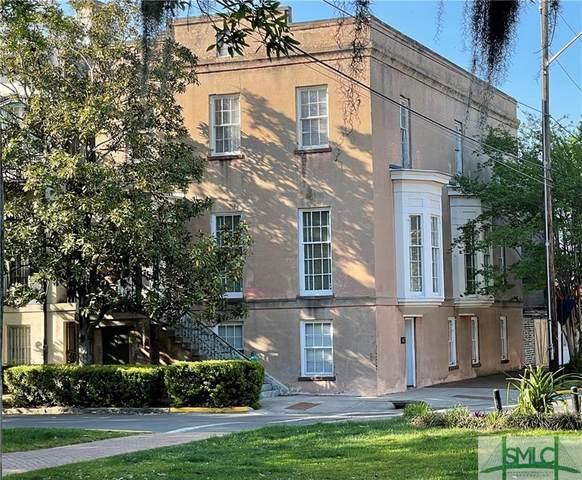 128 E Taylor Street, Savannah, GA 31401 (MLS #245840) :: Keller Williams Realty-CAP