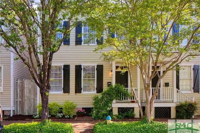 526 E Taylor Street, Savannah, GA 31401 (MLS #245841) :: Heather Murphy Real Estate Group