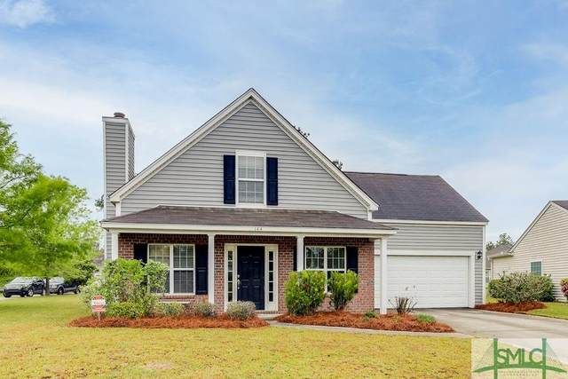 144 Old Pond Circle, Pooler, GA 31322 (MLS #245852) :: Keller Williams Realty-CAP