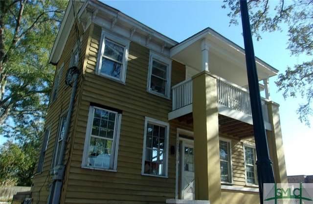 1616 Martin Luther King Boulevard, Savannah, GA 31401 (MLS #245855) :: Keller Williams Realty-CAP