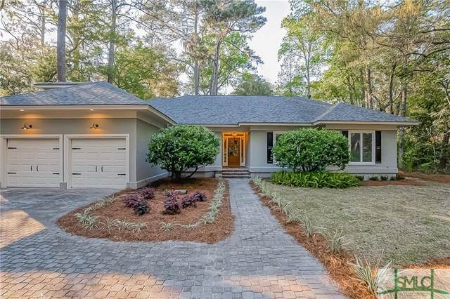 22 Black Hawk Trail, Savannah, GA 31411 (MLS #245861) :: Team Kristin Brown | Keller Williams Coastal Area Partners