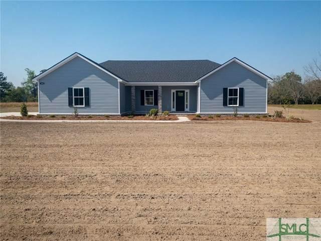 484 Clark Road, Guyton, GA 31312 (MLS #245864) :: Keller Williams Coastal Area Partners