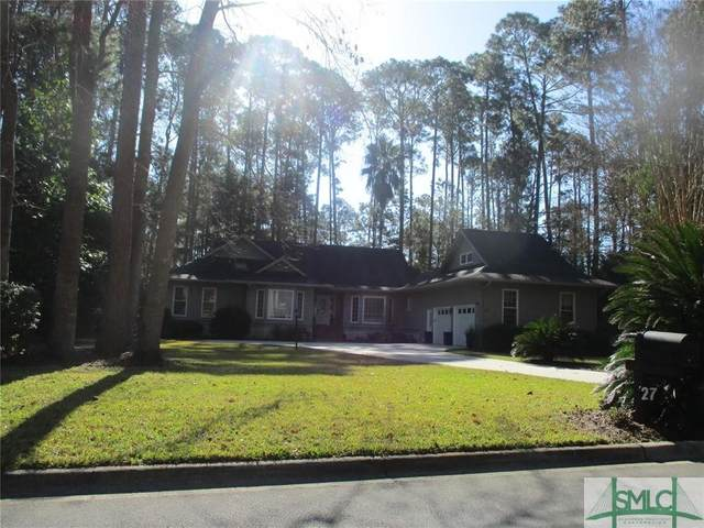 27 Franklin Creek Road S, Savannah, GA 31411 (MLS #245865) :: Heather Murphy Real Estate Group