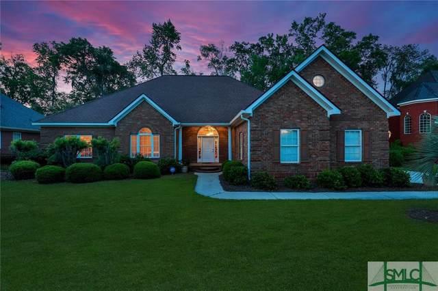 17 White Oak Bluff, Savannah, GA 31405 (MLS #245866) :: Keller Williams Coastal Area Partners