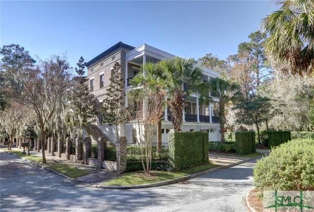543 Mcallister Landing, Richmond Hill, GA 31324 (MLS #245881) :: The Arlow Real Estate Group
