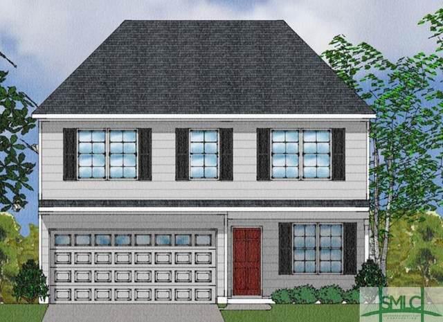 20 Easy Street, Guyton, GA 31312 (MLS #245885) :: Bocook Realty