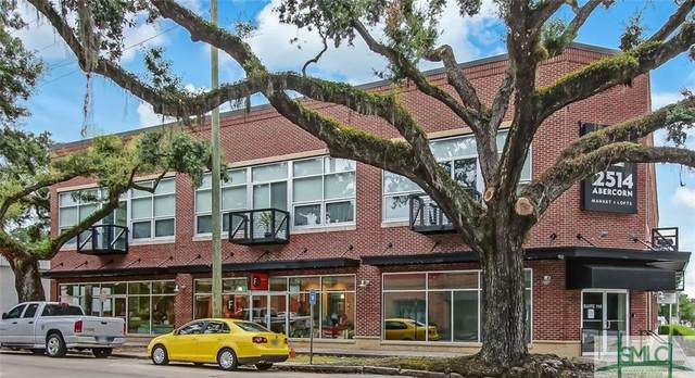 2514 Abercorn Street #210, Savannah, GA 31401 (MLS #245888) :: Bocook Realty