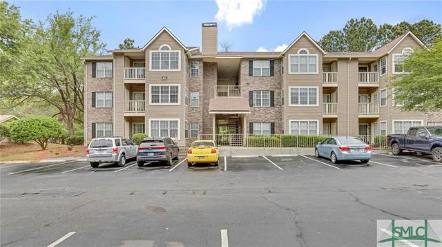 12300 Apache Avenue #107, Savannah, GA 31419 (MLS #245891) :: The Arlow Real Estate Group