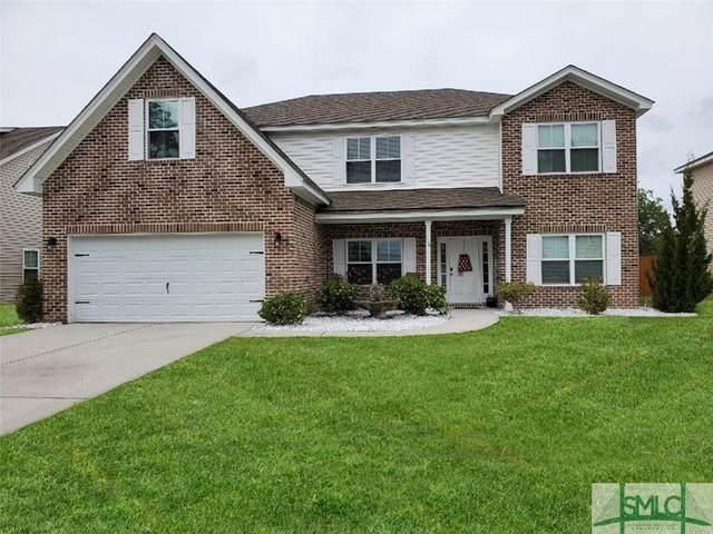 116 Saratoga Drive, Rincon, GA 31326 (MLS #245895) :: Bocook Realty