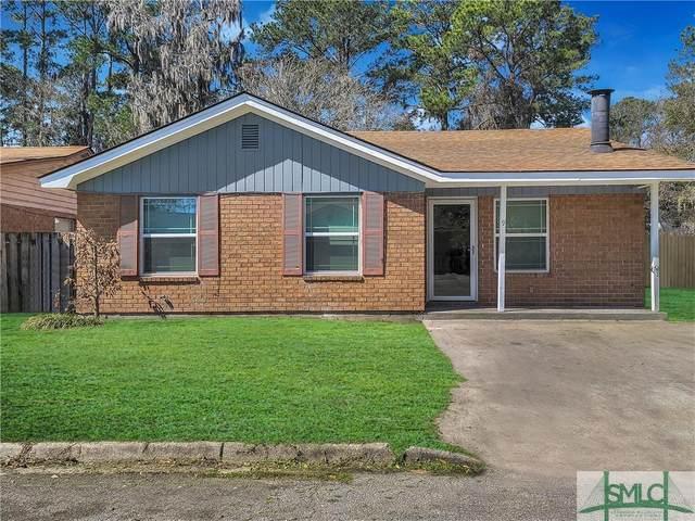 9 Base Drive, Savannah, GA 31406 (MLS #245915) :: Coastal Savannah Homes