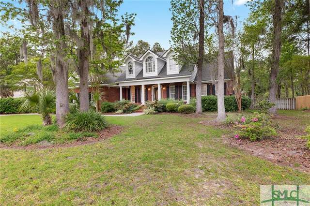 52 Wild Thistle Lane, Savannah, GA 31406 (MLS #245922) :: The Arlow Real Estate Group