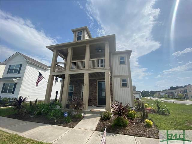 114 Crabapple Circle, Port Wentworth, GA 31407 (MLS #245923) :: Keller Williams Coastal Area Partners