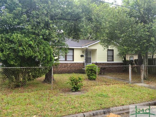 420 Screven Avenue, Savannah, GA 31404 (MLS #245942) :: The Arlow Real Estate Group