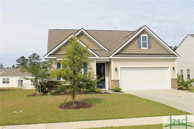 7 Saddle Street N, Savannah, GA 31407 (MLS #245947) :: The Arlow Real Estate Group