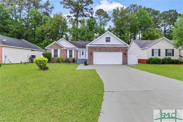 120 Wimbledon Drive, Savannah, GA 31419 (MLS #245949) :: The Arlow Real Estate Group