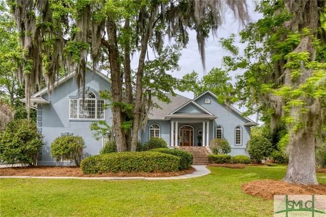 16 Herons Nest, Savannah, GA 31410 (MLS #245952) :: Teresa Cowart Team