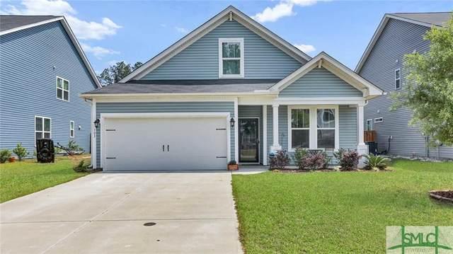 103 Tanzania Trail, Pooler, GA 31322 (MLS #245963) :: Heather Murphy Real Estate Group