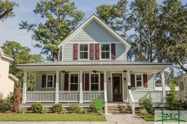 Lot 37 Salt Marsh Drive, Midway, GA 31320 (MLS #245975) :: Savannah Real Estate Experts