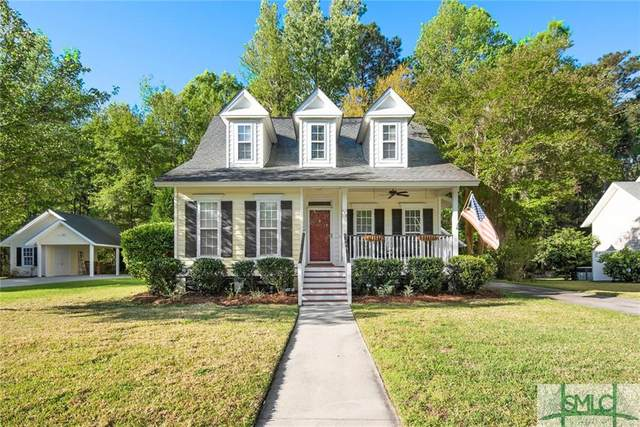 117 Cottage Court, Richmond Hill, GA 31324 (MLS #245986) :: Teresa Cowart Team