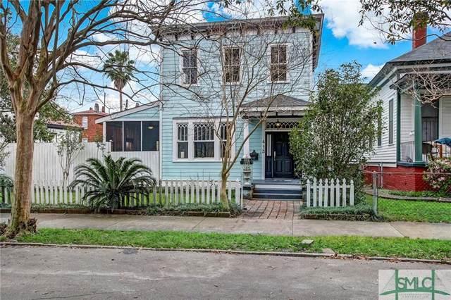 413 E Bolton Street, Savannah, GA 31401 (MLS #245987) :: Coastal Savannah Homes