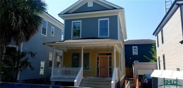 217 W 33rd Street, Savannah, GA 31401 (MLS #245989) :: The Arlow Real Estate Group