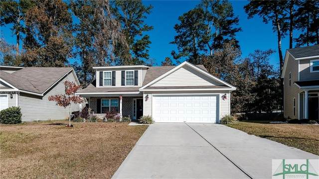 128 Calm Oak Circle, Savannah, GA 31419 (MLS #245990) :: The Arlow Real Estate Group