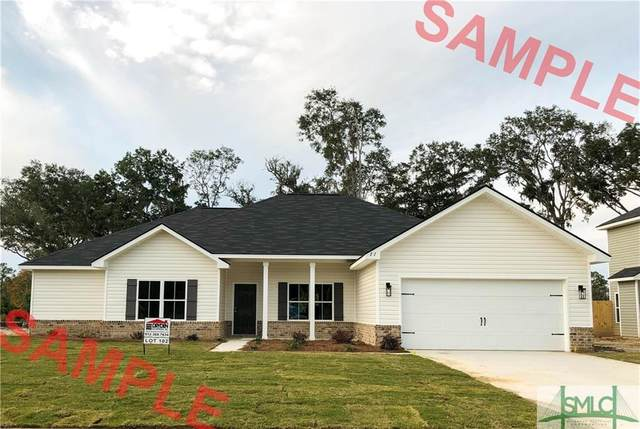 76 Anna Way SE, Ludowici, GA 31316 (MLS #245992) :: Coldwell Banker Access Realty