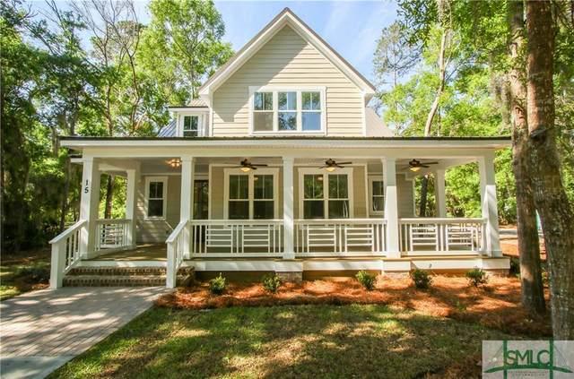 Lot 40 Salt Marsh Drive, Midway, GA 31320 (MLS #245993) :: Savannah Real Estate Experts