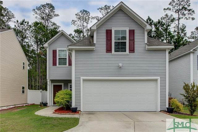 242 Turkey Oak Drive, Bluffton, SC 29910 (MLS #245995) :: Team Kristin Brown | Keller Williams Coastal Area Partners