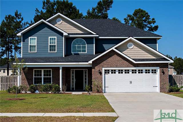 115 Wicklow Drive, Richmond Hill, GA 31324 (MLS #246000) :: Heather Murphy Real Estate Group