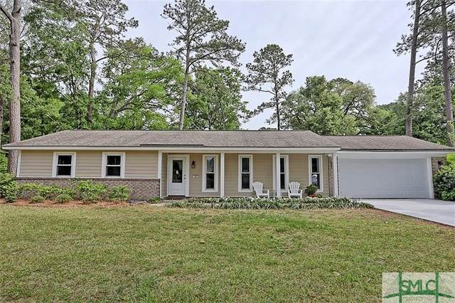 19 Brannen Drive, Savannah, GA 31410 (MLS #246001) :: Coldwell Banker Access Realty
