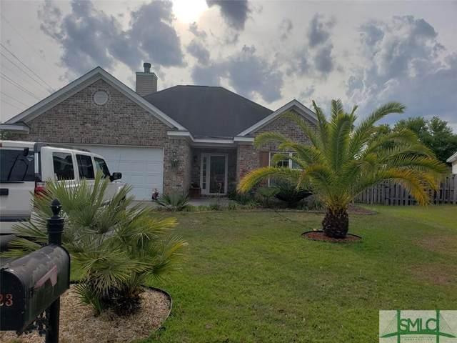 123 Fontenot Drive, Savannah, GA 31405 (MLS #246002) :: Bocook Realty