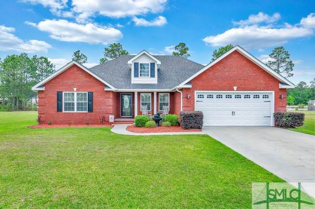 70 Shelby Rae Road, Ludowici, GA 31316 (MLS #246004) :: Bocook Realty