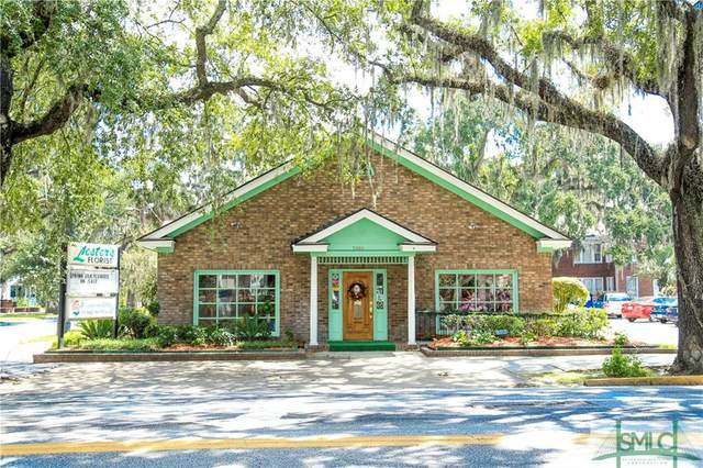 2100 Bull Street, Savannah, GA 31401 (MLS #246013) :: Keller Williams Coastal Area Partners