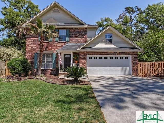 555 Oemler Loop, Savannah, GA 31410 (MLS #246018) :: RE/MAX All American Realty
