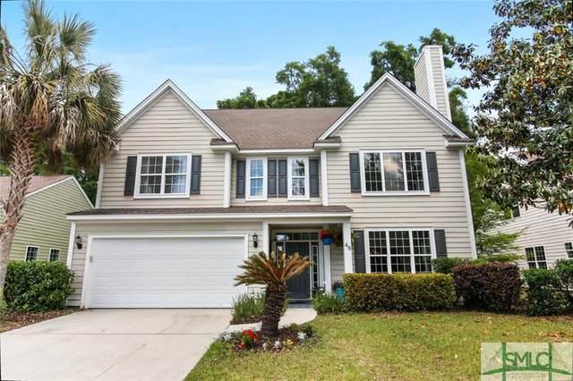 46 Coffee Pointe Drive, Savannah, GA 31419 (MLS #246026) :: Luxe Real Estate Services