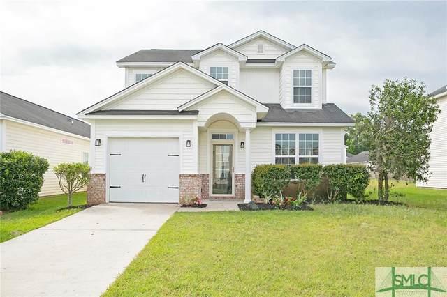 215 Chapel Lake S, Savannah, GA 31419 (MLS #246044) :: Bocook Realty