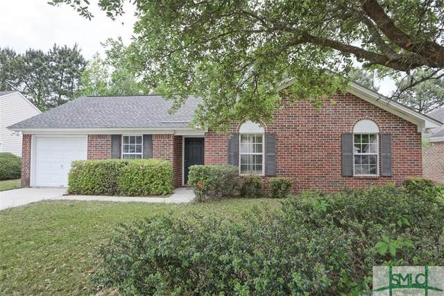 106 Berwick Lakes Boulevard, Pooler, GA 31322 (MLS #246046) :: Heather Murphy Real Estate Group