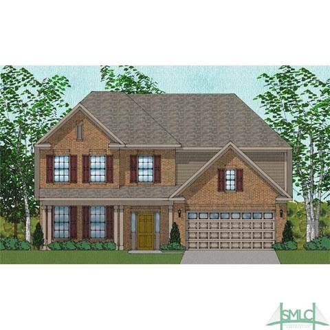 57 Gracyn Lane, Ludowici, GA 31316 (MLS #246049) :: Coldwell Banker Access Realty