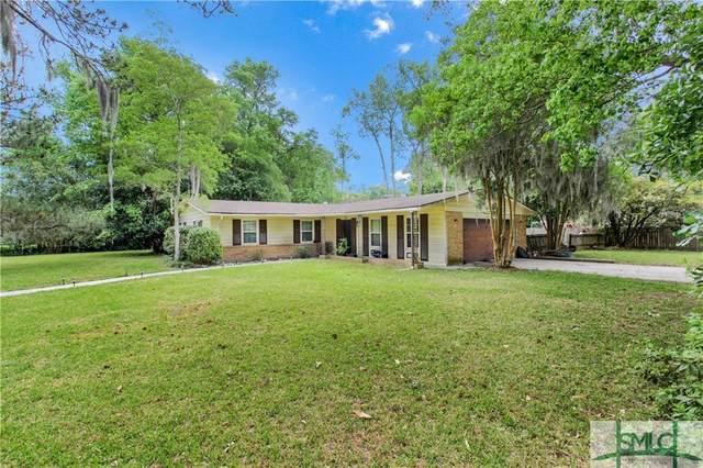423 Windsor Road, Savannah, GA 31419 (MLS #246050) :: Keller Williams Coastal Area Partners