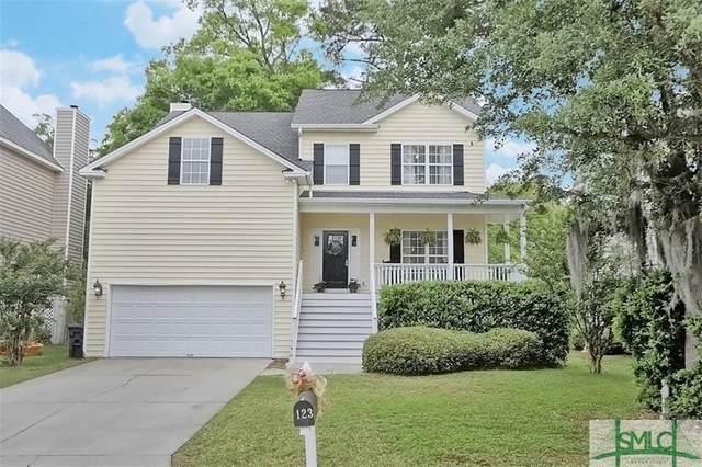123 Sweet Bailey Cove, Savannah, GA 31410 (MLS #246051) :: Heather Murphy Real Estate Group
