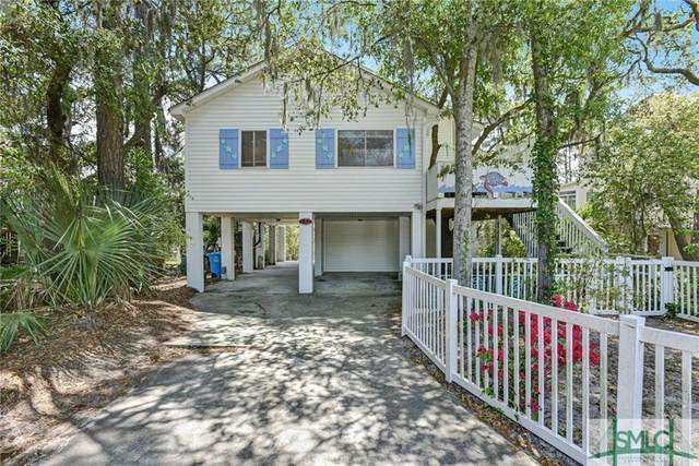 3 Fort Avenue, Tybee Island, GA 31328 (MLS #246052) :: Teresa Cowart Team