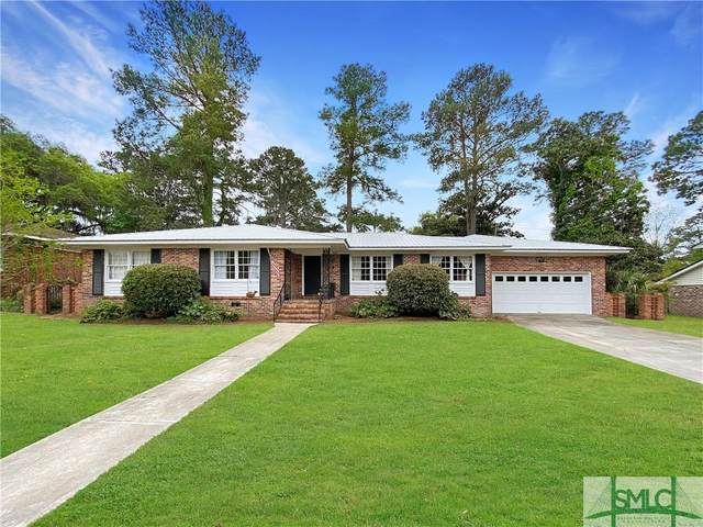 1443 Dale Drive, Savannah, GA 31406 (MLS #246053) :: Coldwell Banker Access Realty